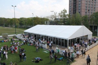 Uw event in een tent? Dit is de checklist!
