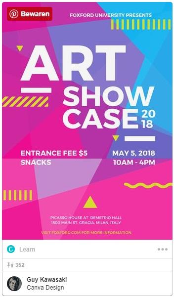 33 X Inspiratie Voor Het Design Van Uw Event Flyer Deel 1 Evenement Organiseren
